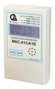 Дозиметр-радиометр МКС-01СА1Б
